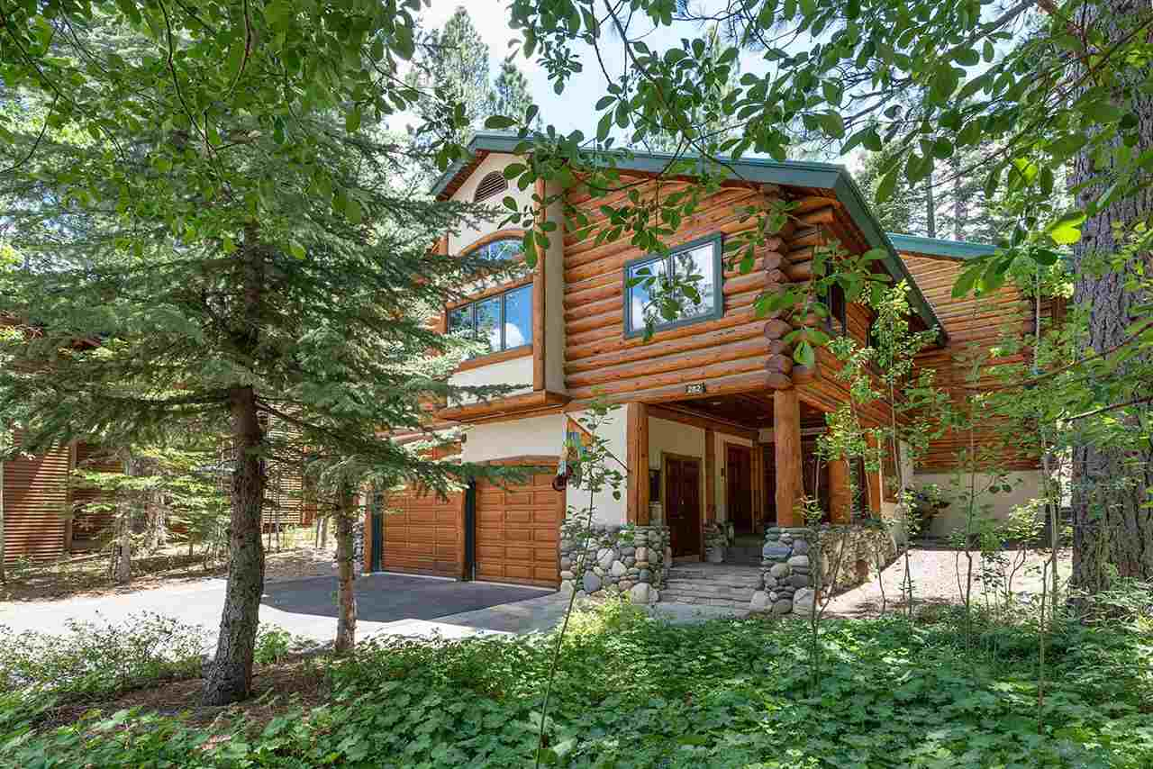 Single Family Home for Active at 282 Basque 282 Basque Truckee, California 96161 United States