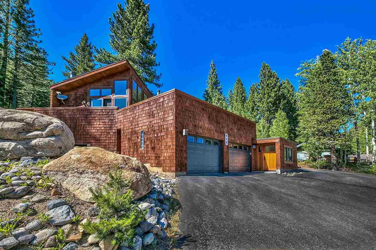 Single Family Home for Active at 228 Tiger Tail Road 228 Tiger Tail Road Olympic Valley, California 96146 United States