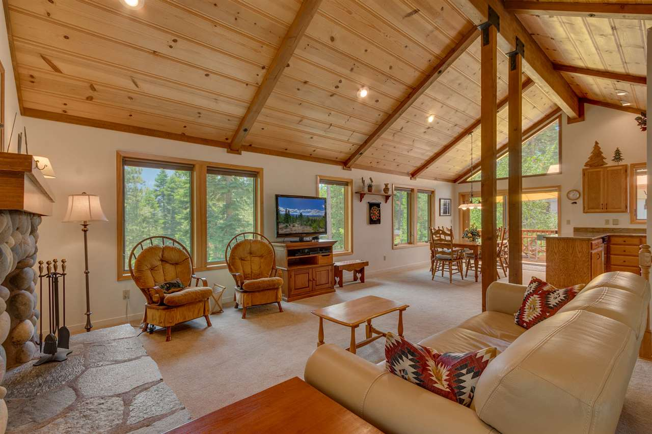 Additional photo for property listing at 4005 Courchevel Road Tahoe City, California 96145 United States
