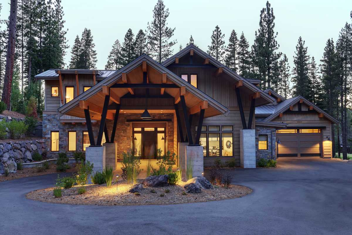 Single Family Home for Active at 8107 Villandry Drive 8107 Villandry Drive Truckee, California 96161 United States