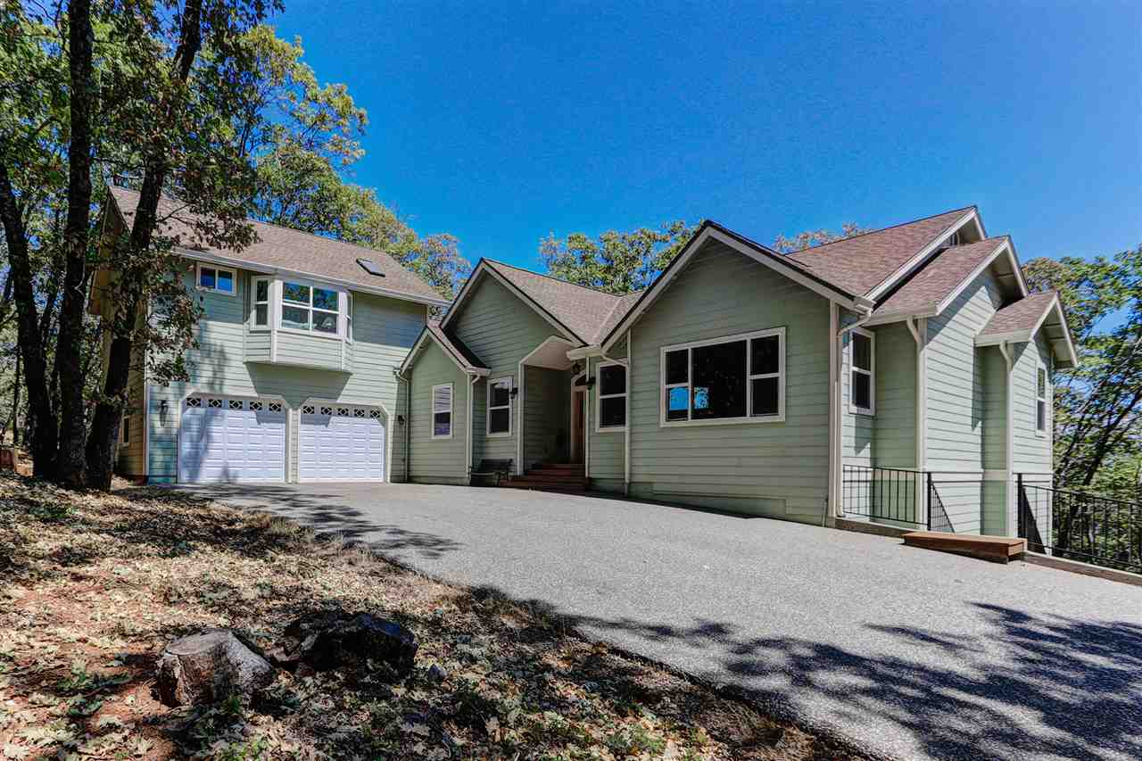 Single Family Home for Active at 14266 Rattlesnake Ridge Drive 14266 Rattlesnake Ridge Drive Grass Valley, California 95945 United States