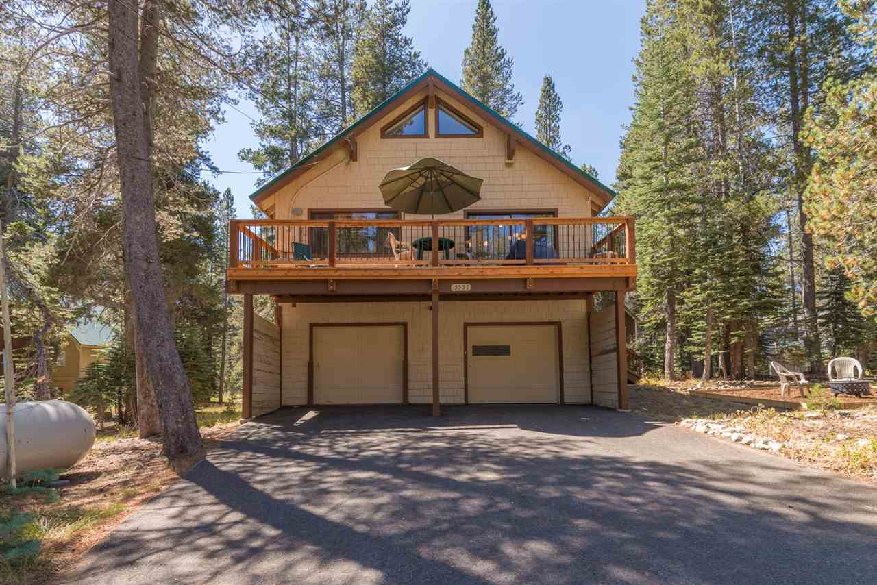 Single Family Home for Active at 5557 Spruce Road 5557 Spruce Road Truckee, California 95728 United States