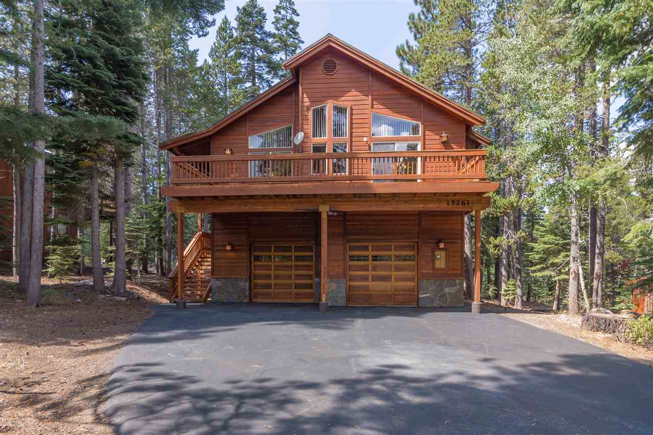 Single Family Home for Active at 15261 Swiss Lane 15261 Swiss Lane Truckee, California 96161 United States