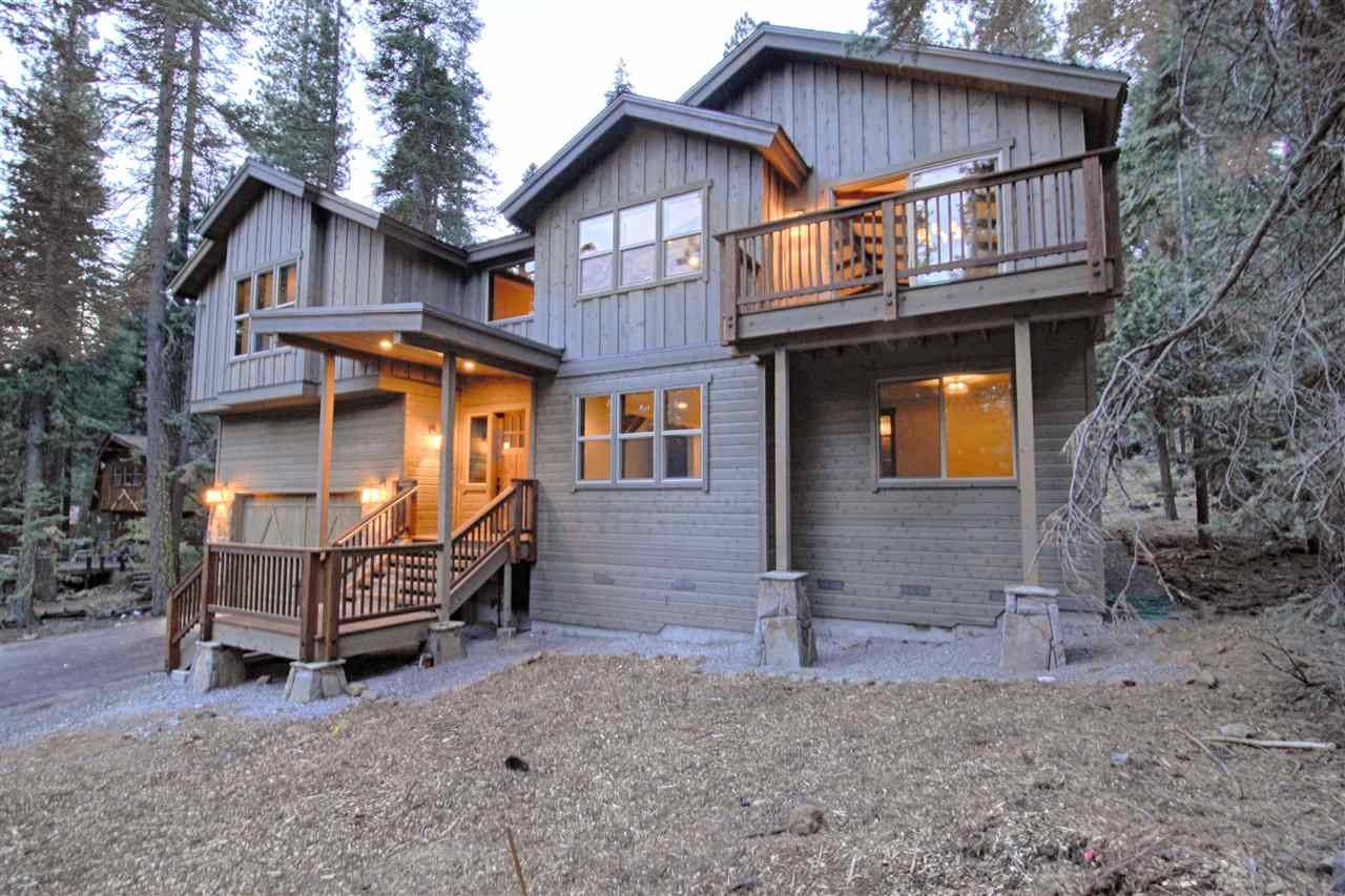 single family homes for Active at 766 Holly Road Tahoe City, California 96145 United States