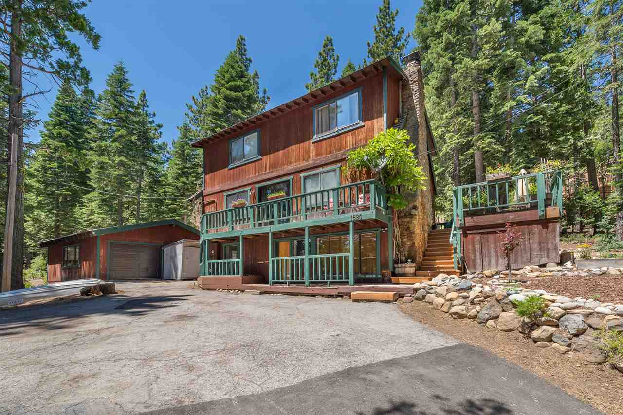 Single Family Home for Active at 1580 Washoe Way 1580 Washoe Way South Lake Tahoe, California 96145 United States