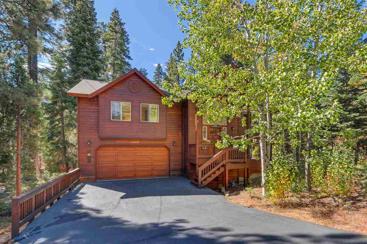 Single Family Home for Active at 4429 Muletail Drive 4429 Muletail Drive Tahoe City, California 96140 United States