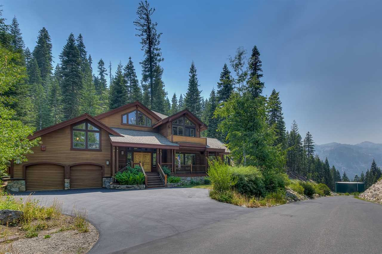 Single Family Home for Active at 358 Sierra Crest Trail 358 Sierra Crest Trail Olympic Valley, California 96146 United States
