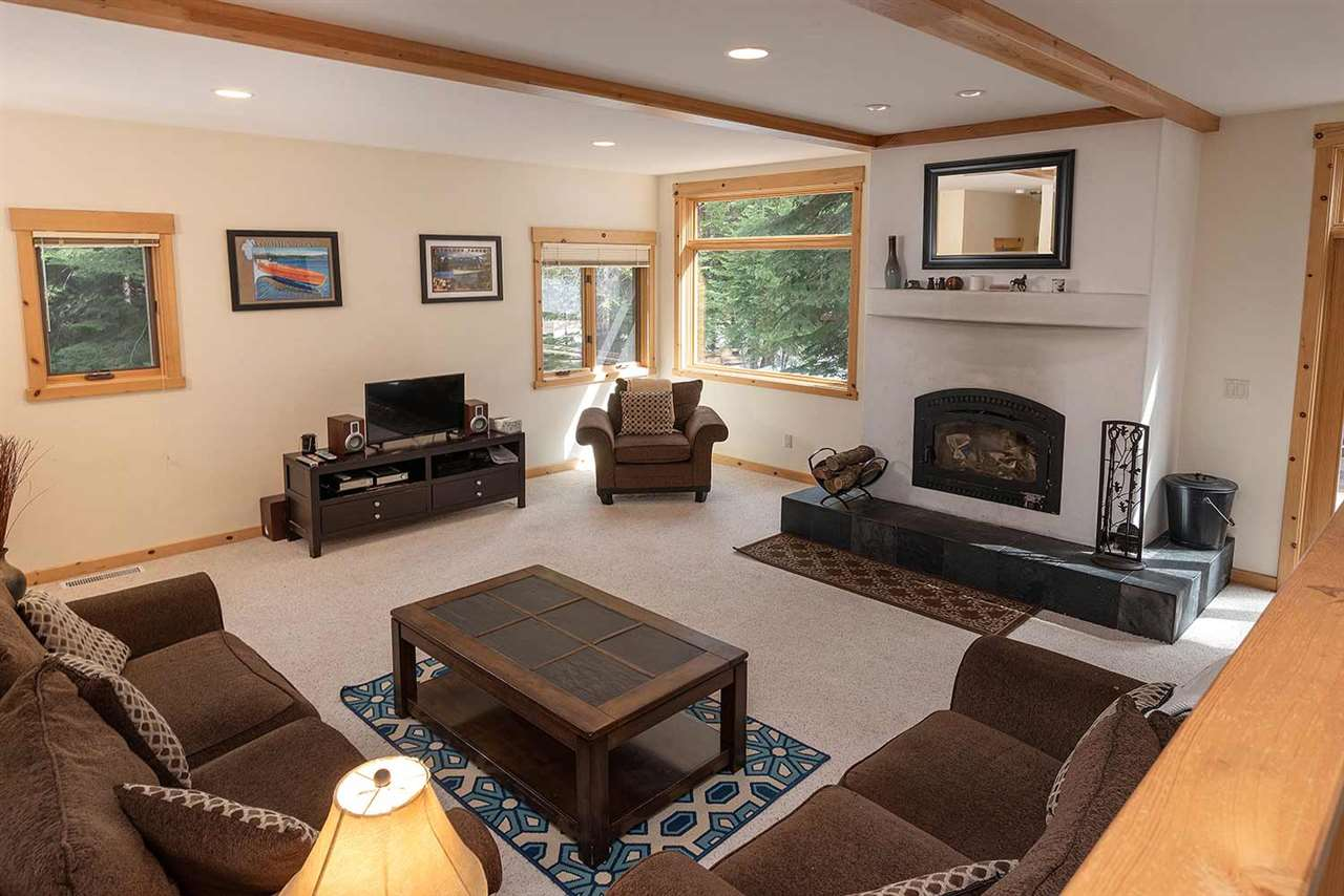Single Family Home for Active at 615 Woodchuck Drive Tahoe City, California 96140 United States