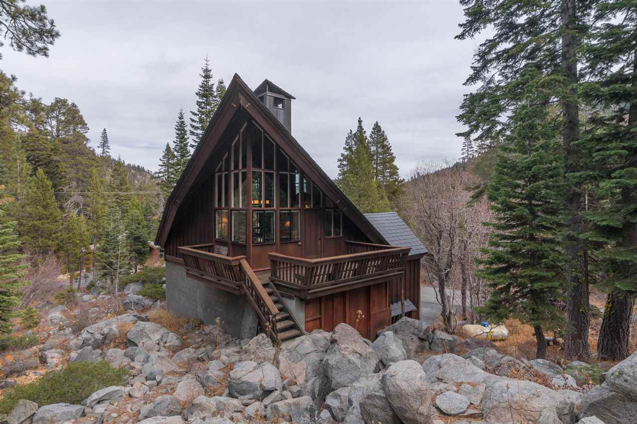 Single Family Home for Active at 2217 Bear Falls Lane 2217 Bear Falls Lane Tahoe City, California 96146 United States