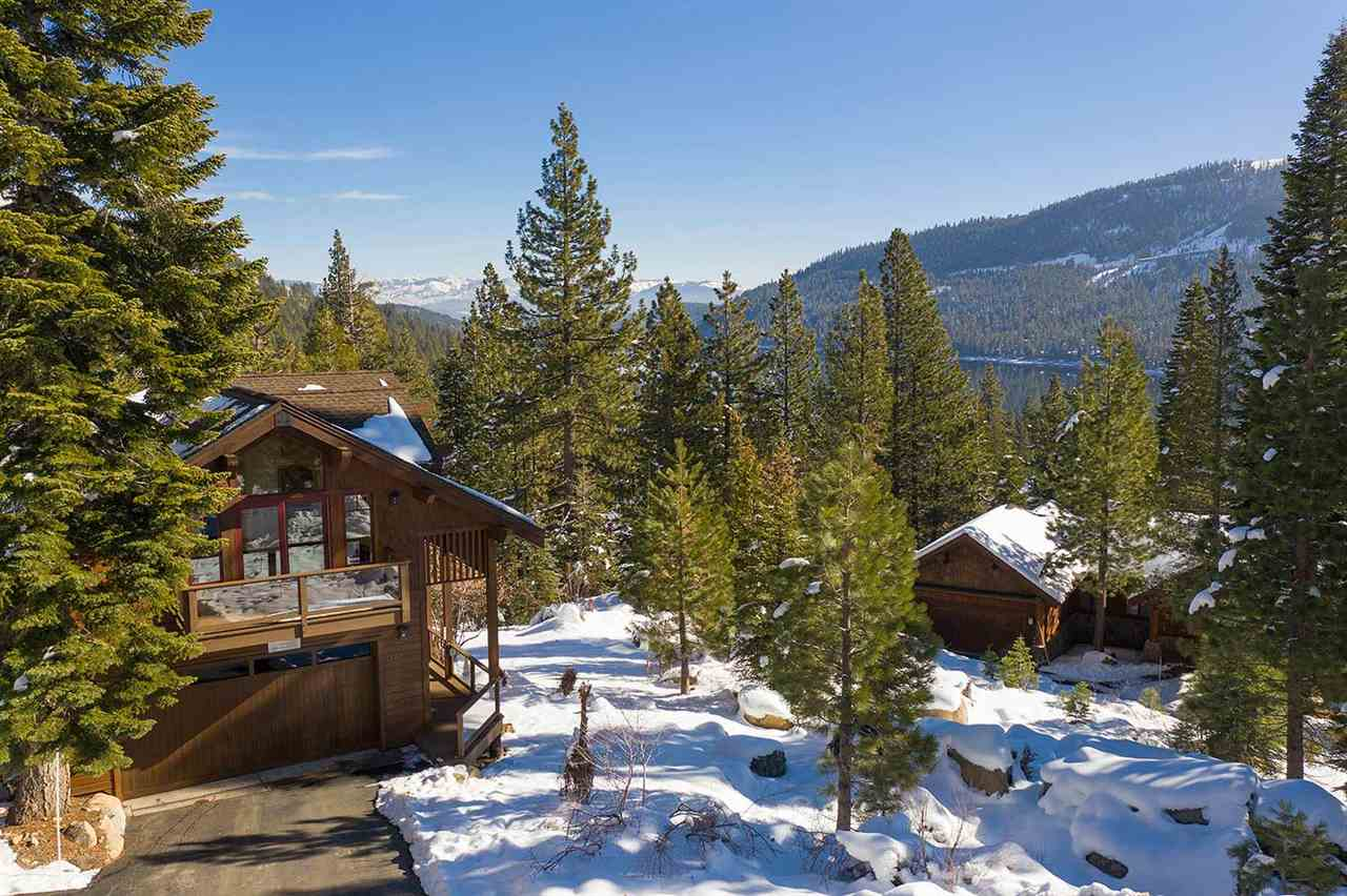 Single Family Home for Active at 16393 Kates Creek Place 16393 Kates Creek Place Truckee, California 96161 United States