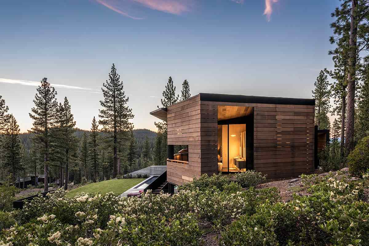 Single Family Home for Active at Martis Camp, Truckee, California United States
