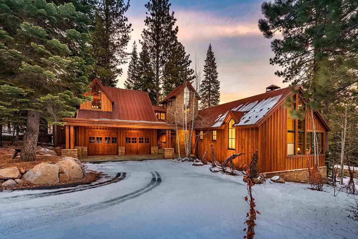 Single Family Homes for Active at Martis Camp, Truckee, California United States