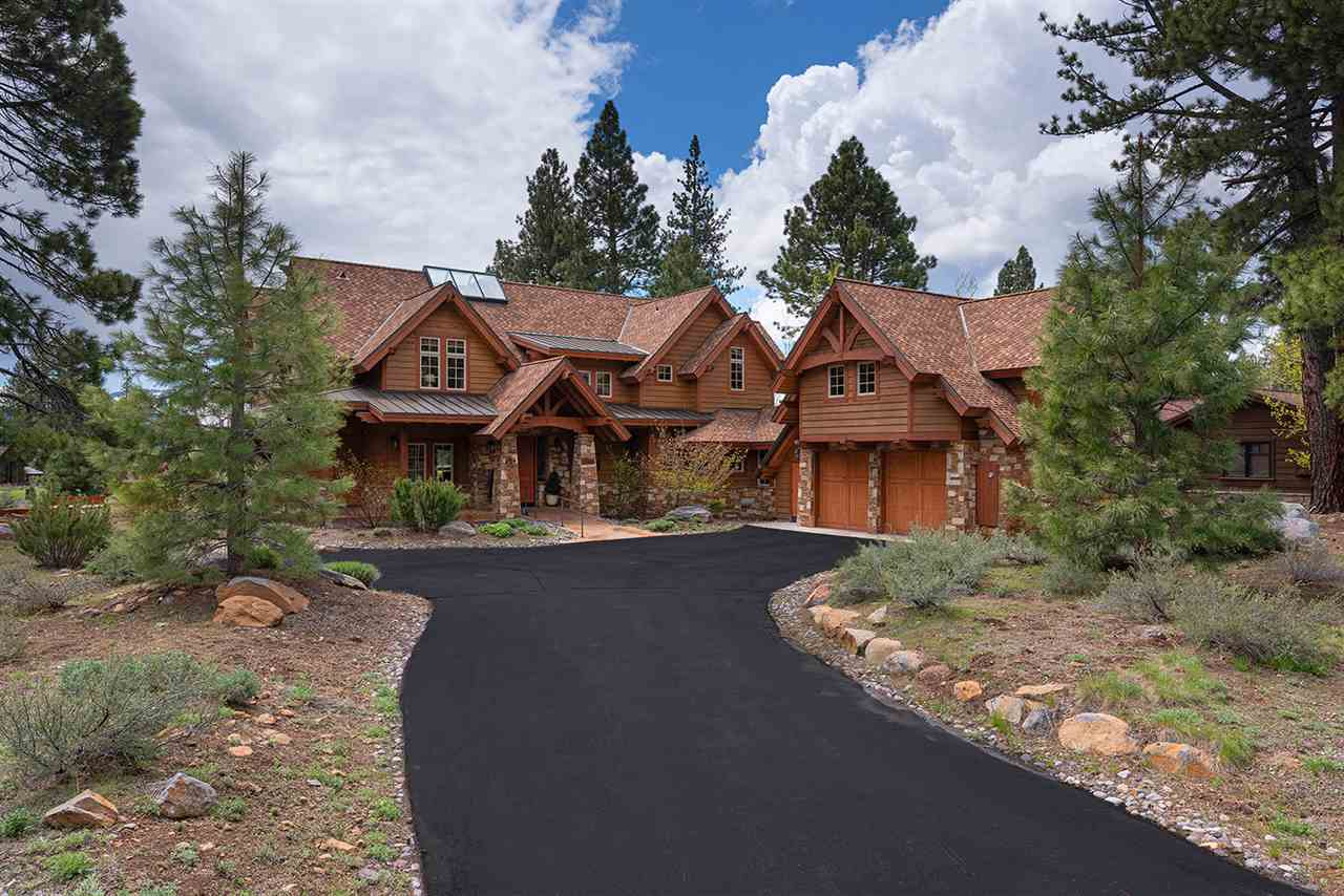 Single Family Home for Active at 13411 Fairway Drive 13411 Fairway Drive Truckee, California 96161 United States