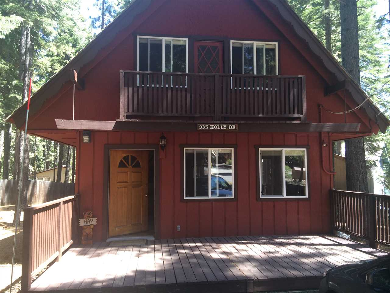 Single Family Homes for Active at 935 Holly Road South Lake Tahoe, California 96145 United States