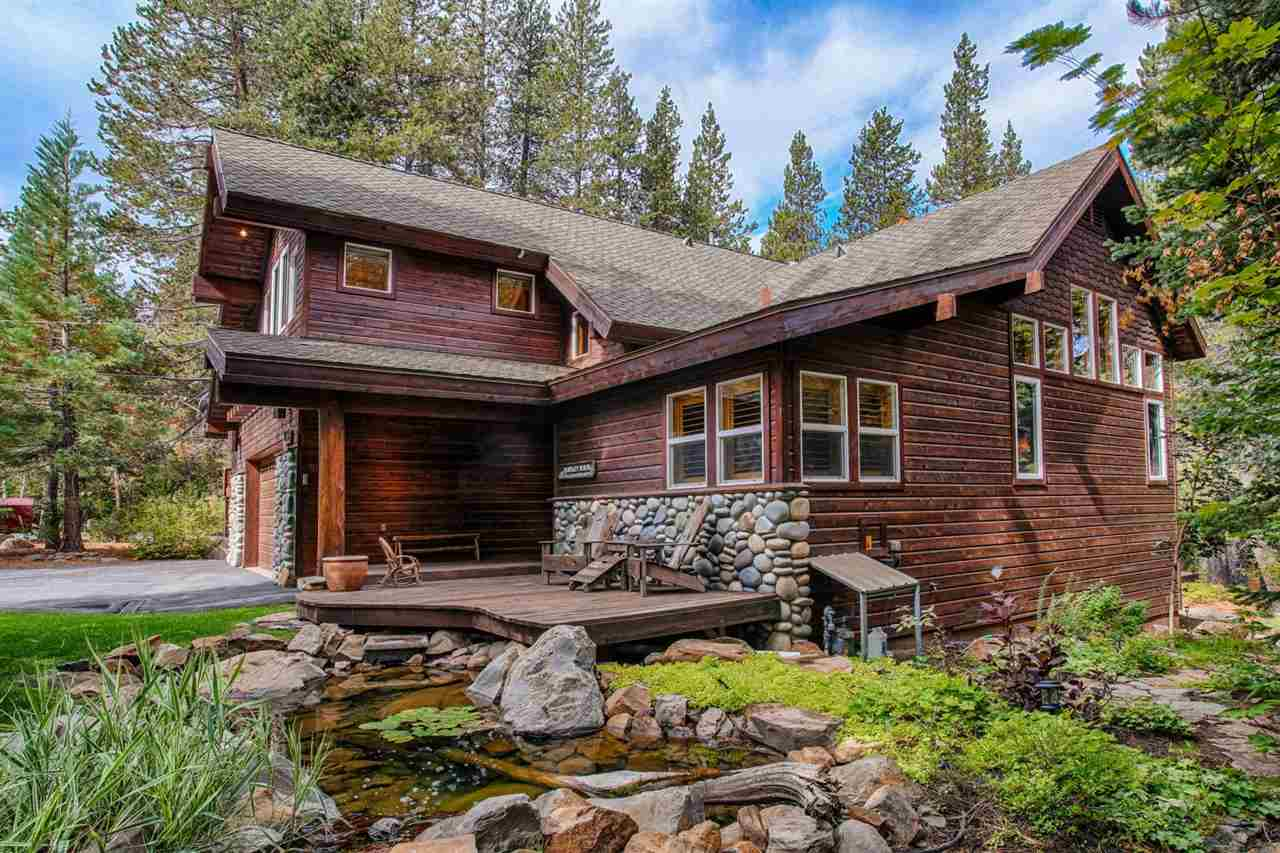 Single Family Home for Active at 15187 Swiss Lane 15187 Swiss Lane Truckee, California 96161 United States