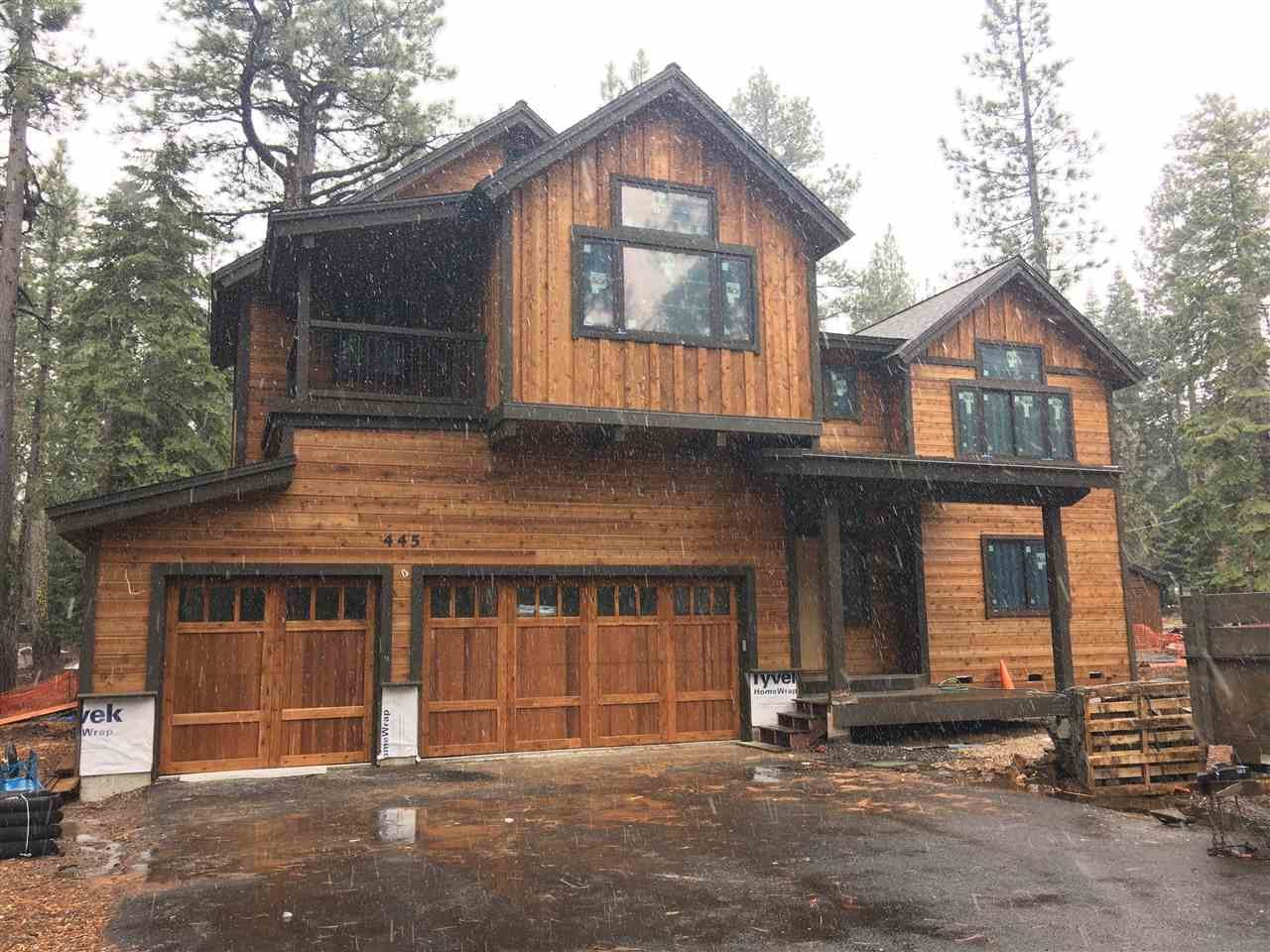 single family homes for Active at 445 Pineland Drive Tahoe City, California 96145 United States