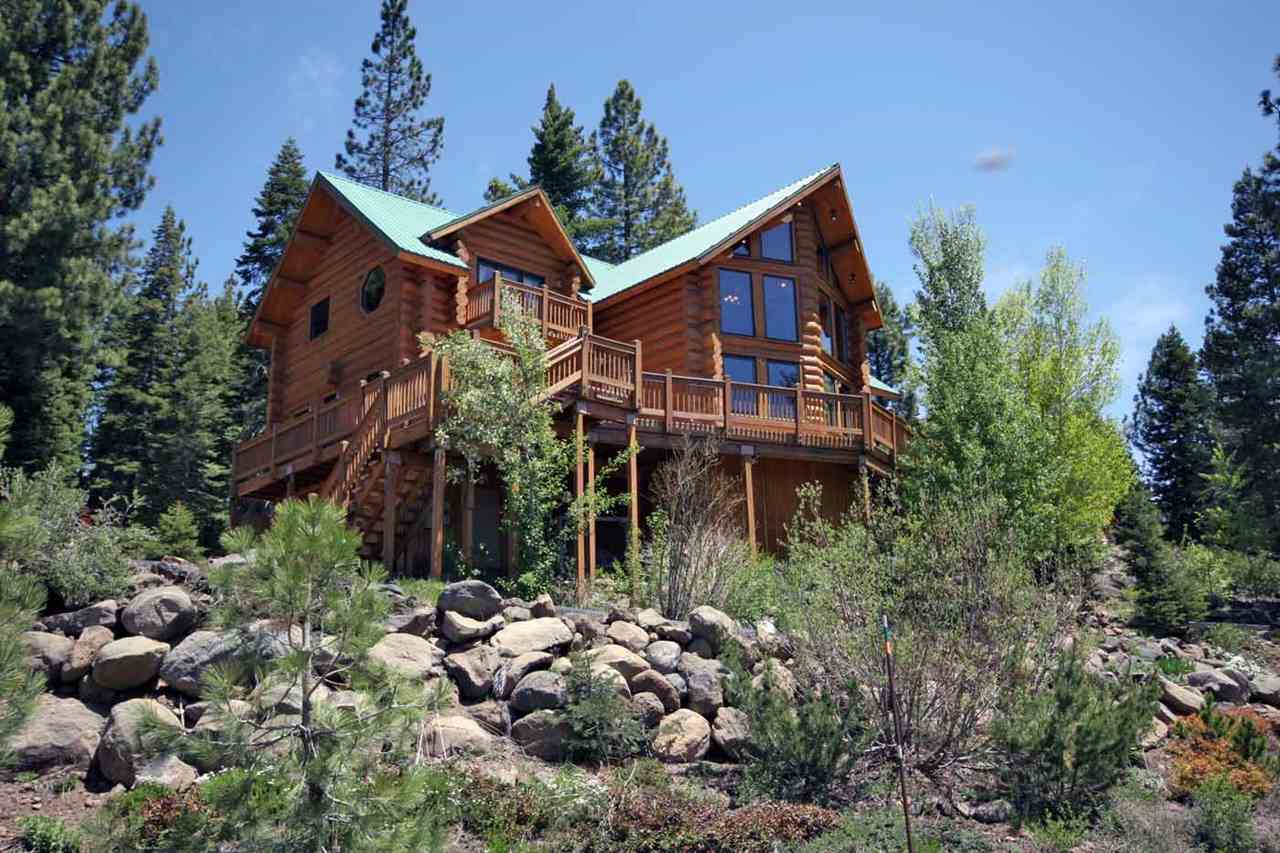 Single Family Home for Active at 11726 Kitzbuhel Road 11726 Kitzbuhel Road Truckee, California 96161 United States
