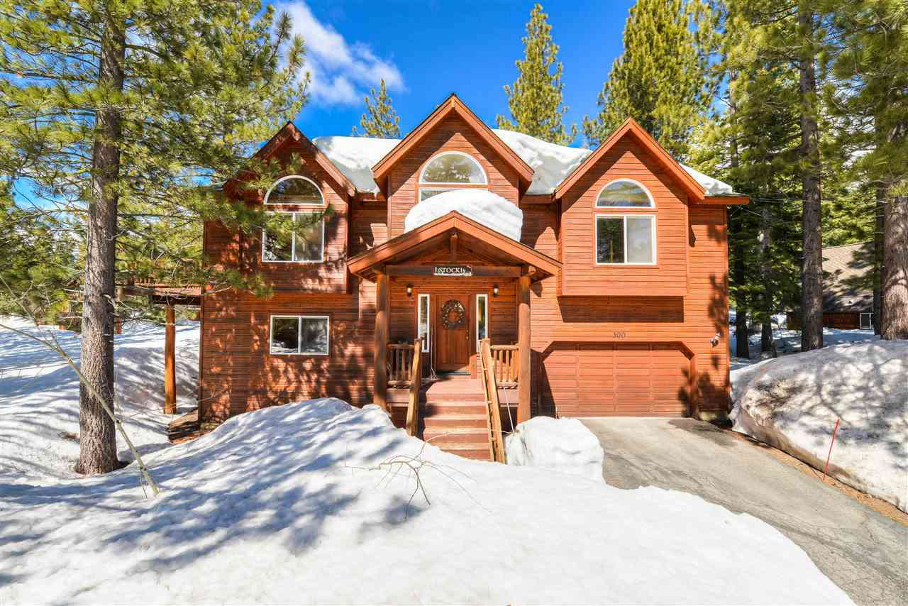 Single Family Home for Active at 300 Eastview Drive 300 Eastview Drive Tahoe City, California 96145 United States