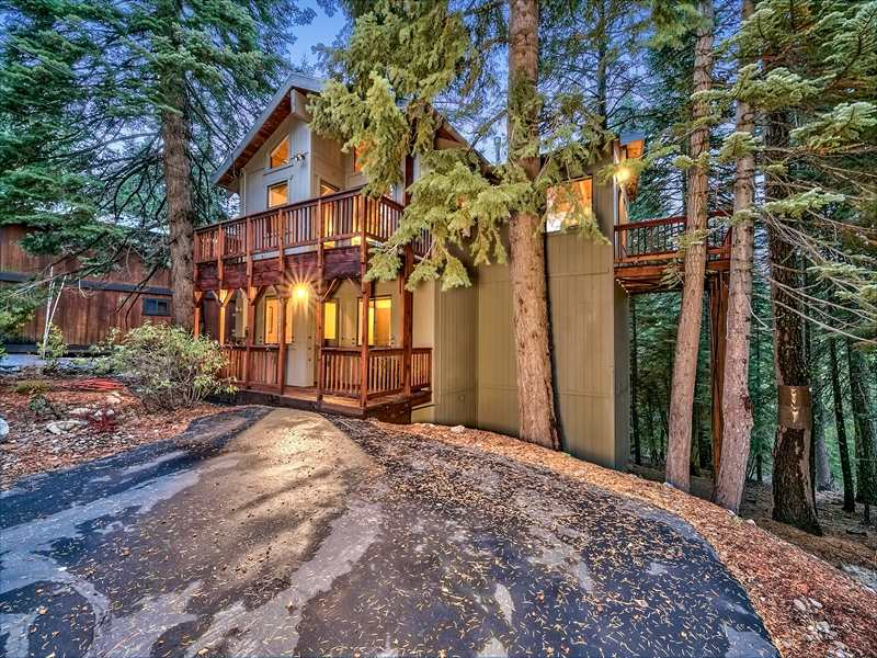 Additional photo for property listing at 740 Pine Ridge Road Tahoma, California 96142 United States