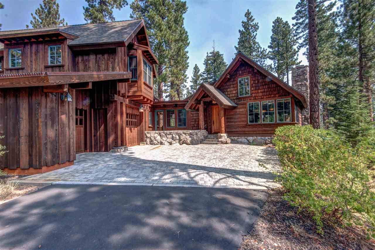 Single Family Home for Active at 8540 Lahontan Drive Truckee, California 96161 United States