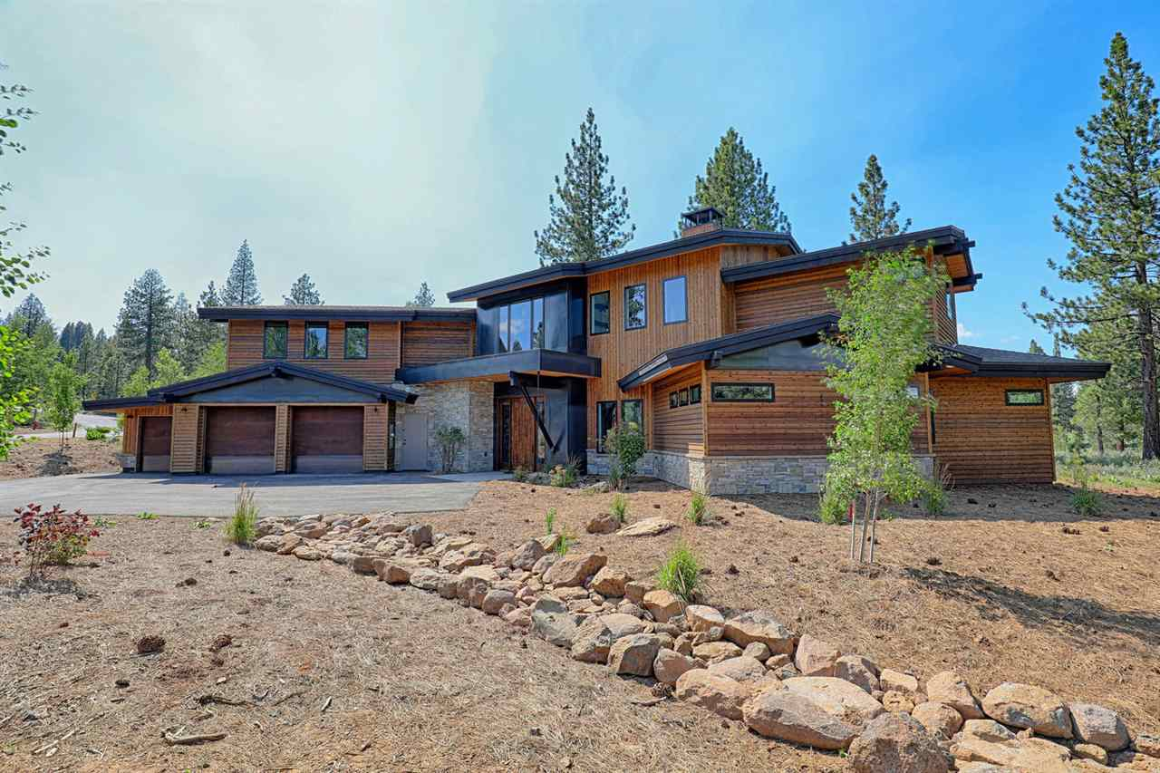 Single Family Home for Active at Schaffer's Mill, Truckee, California United States