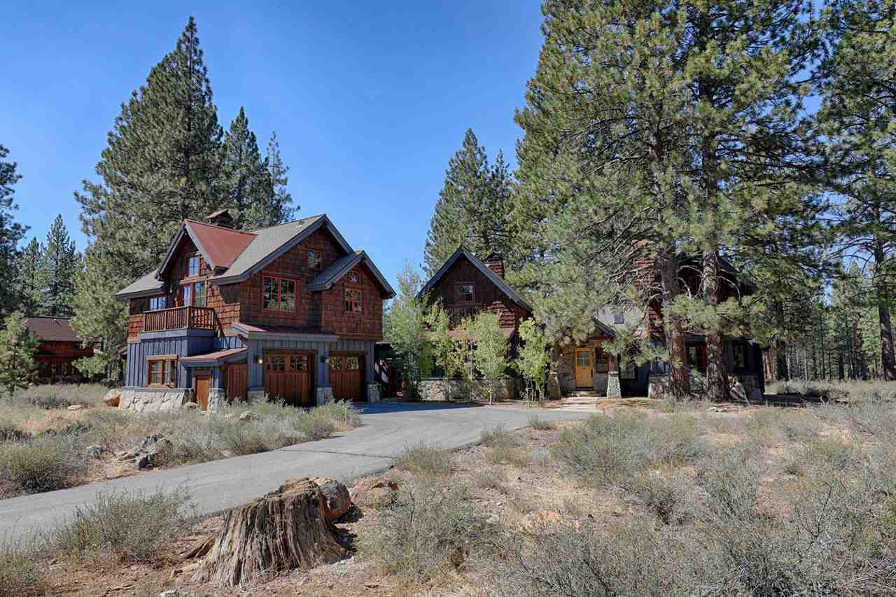 Single Family Homes por un Venta en 12550 Caleb Drive Truckee, California 96161 Estados Unidos