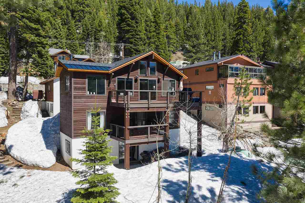 Single Family Homes for Active at 1101 Sandy Way Olympic Valley, California 96146 United States