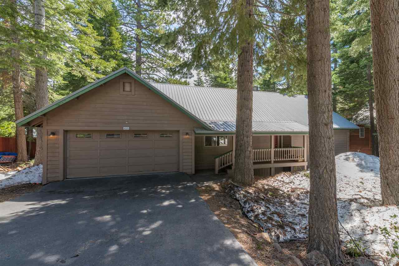 Single Family Homes for Active at 4570 North Ridge Road Tahoe City, California 96140 United States