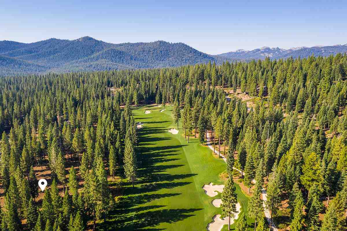 Land for Active at 10638 Olana Drive Truckee, California 96161 United States