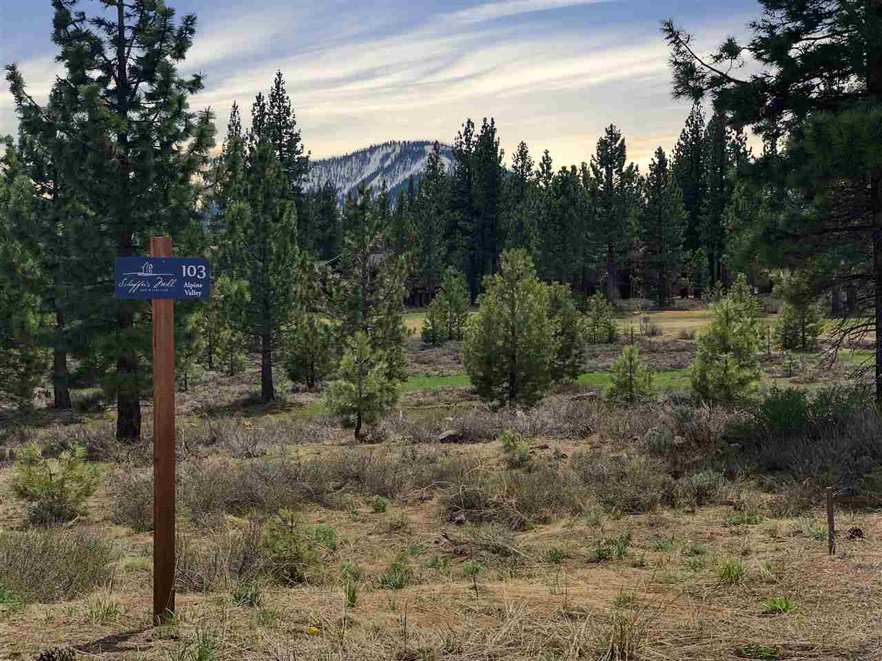 Land for Active at 10405 Prospector Court Truckee, California 96161 United States