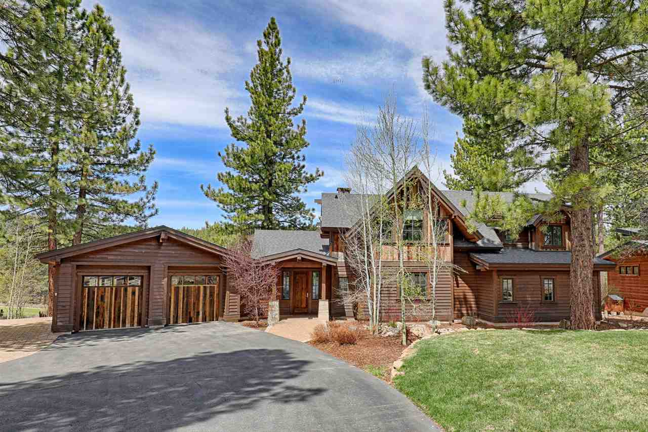 Single Family Home for Active at 11290 Henness Road Truckee, California 96161 United States