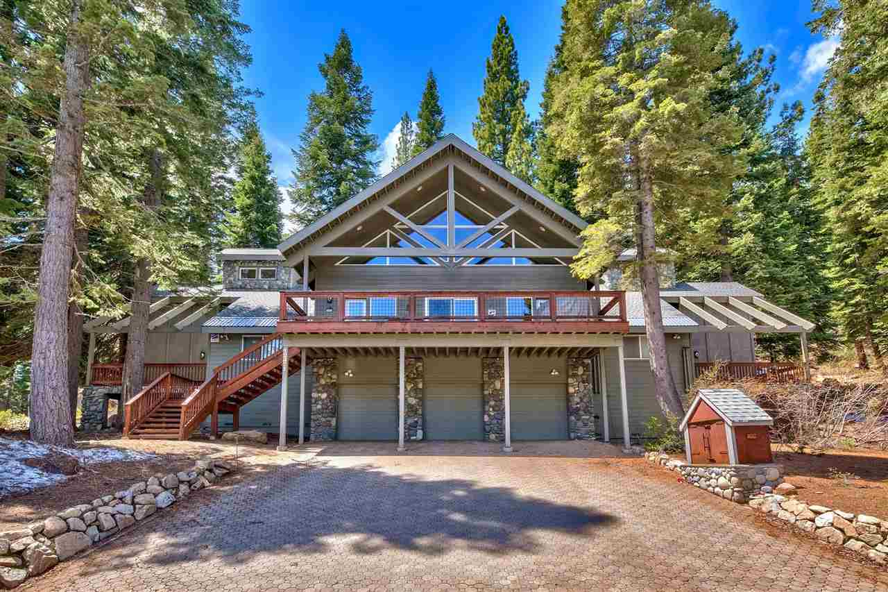 Single Family Homes for Active at 12471 Muhlebach Way Truckee, California 96161 United States