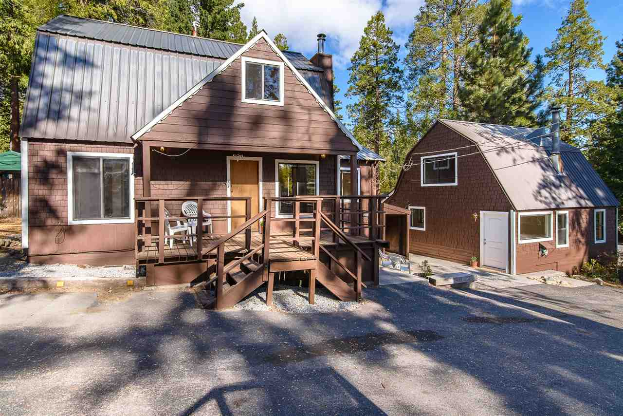 Single Family Home for Active at 7056 West Lake Boulevard Tahoma, California 96142 United States