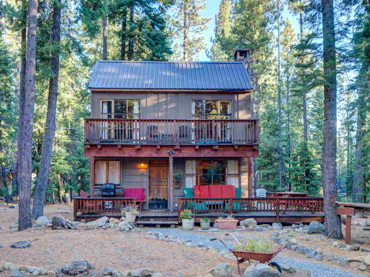 Single Family Homes for Active at 550 Tamarack Lane Tahoe City, California 96145 United States