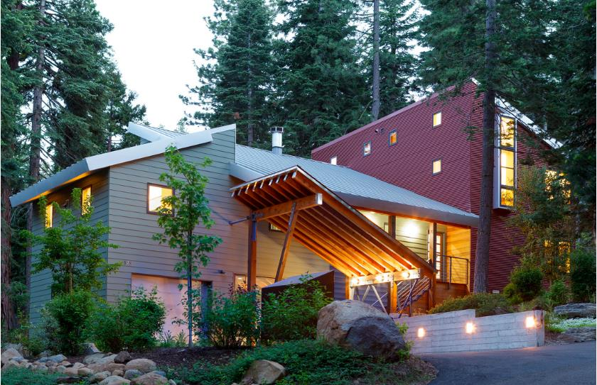 Single Family Homes for Active at 375 Bow Road South Lake Tahoe, California 96145 United States