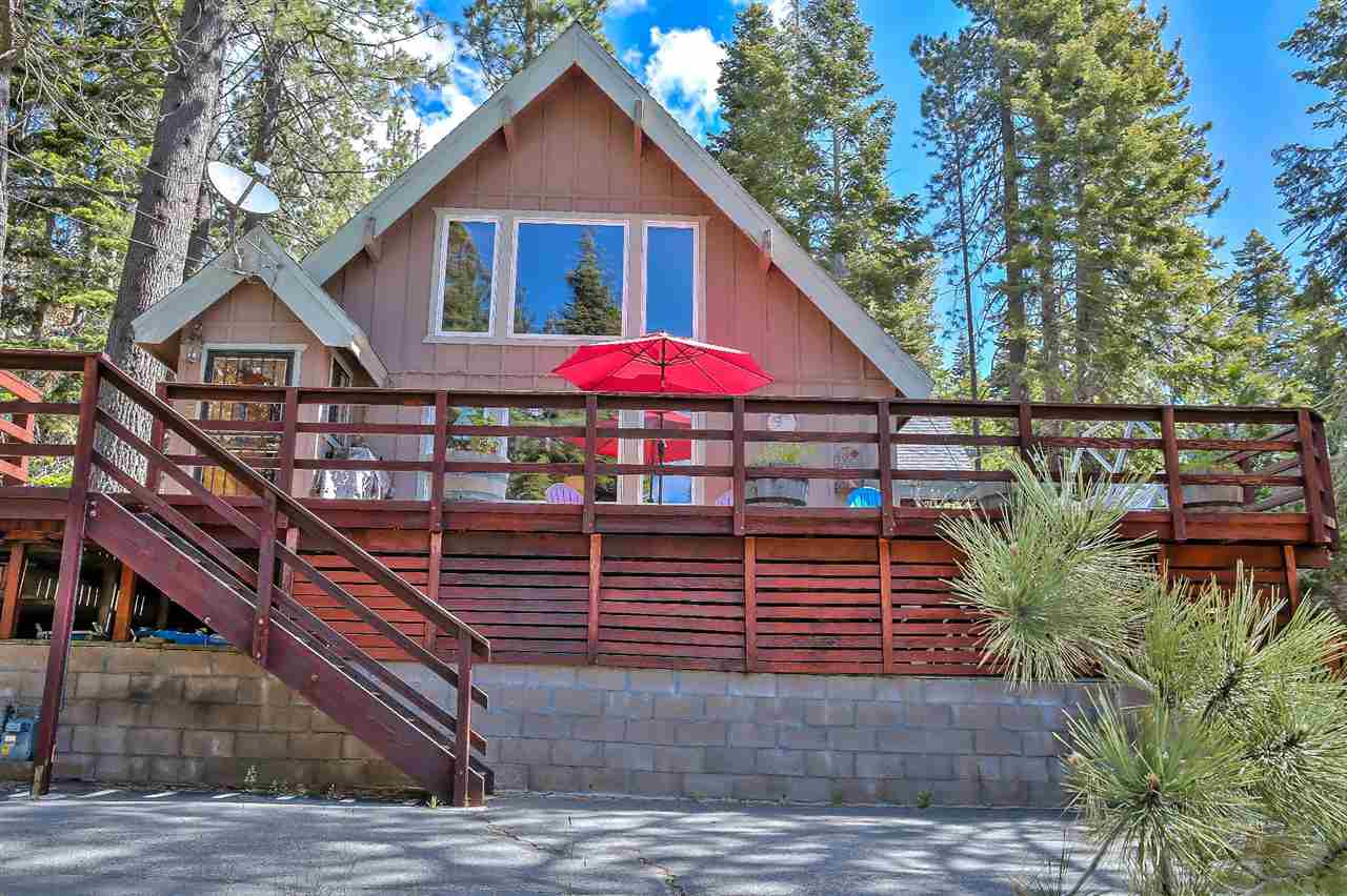Single Family Homes por un Venta en 1880 Toboggan Road Tahoe City, California 96145 Estados Unidos