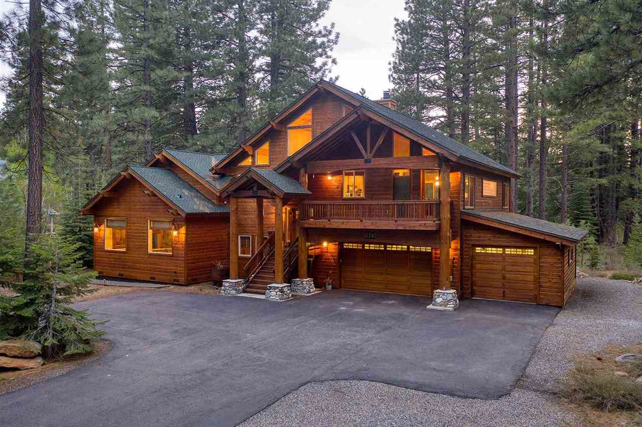 Single Family Home for Active at 10340 Pine Cone Drive Truckee, California 96161 United States