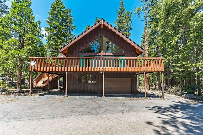 Additional photo for property listing at 180 Quiet Walk Road Tahoma, California 96142 United States