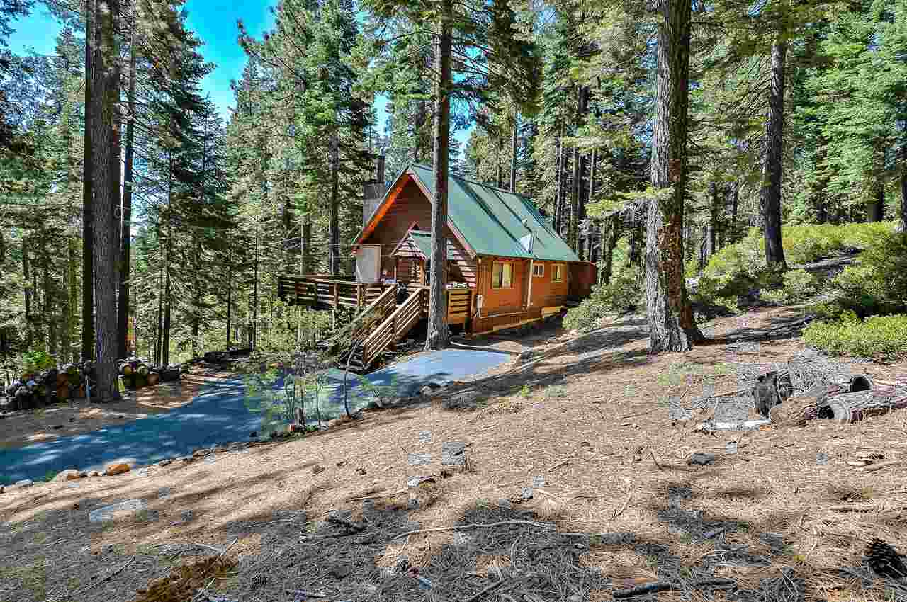 Single Family Home for Active at 1630 Washoe Way South Lake Tahoe, California 96145 United States