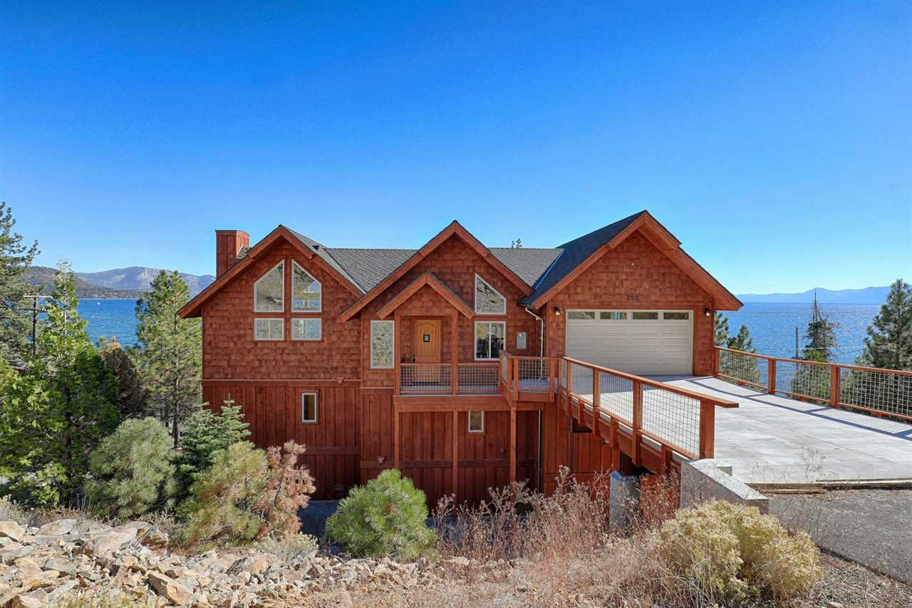 Single Family Home for Active at 210 Stag Road South Lake Tahoe, California 96148 United States