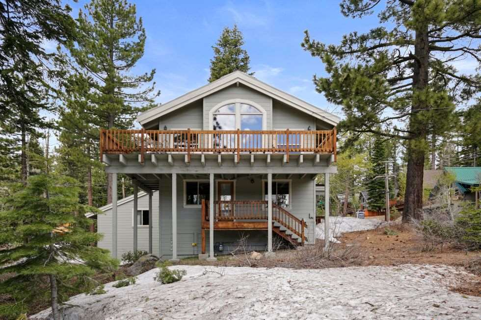 Single Family Home for Active at 1851 Toboggan Road Tahoe City, California 96145 United States