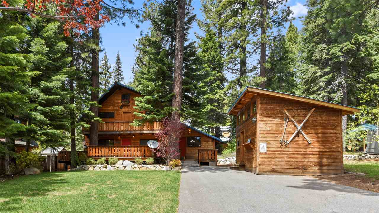 Single Family Homes for Active at 2827 Sierra View Avenue Tahoe City, California 96145 United States