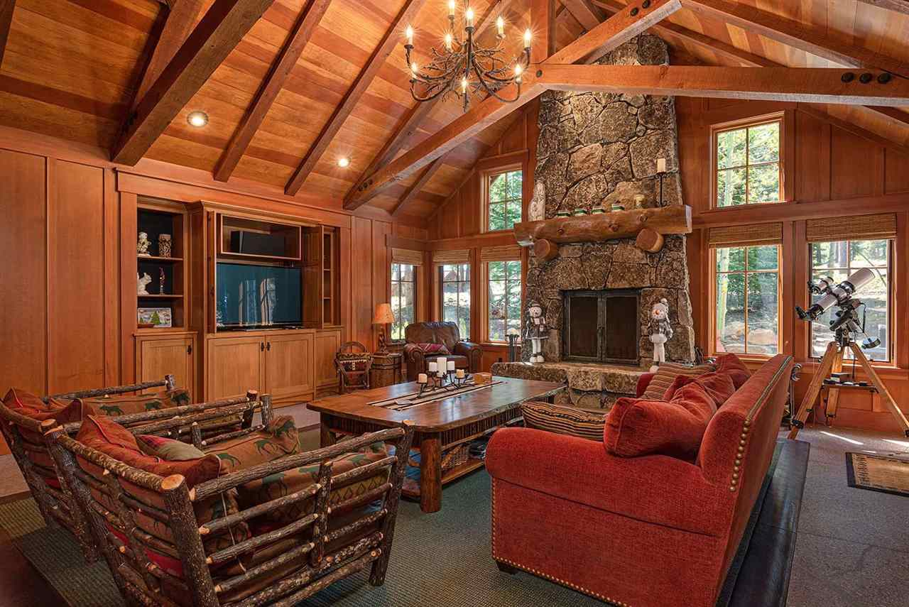 Single Family Home for Active at 2009 Red Tail Court Truckee, California 96161 United States