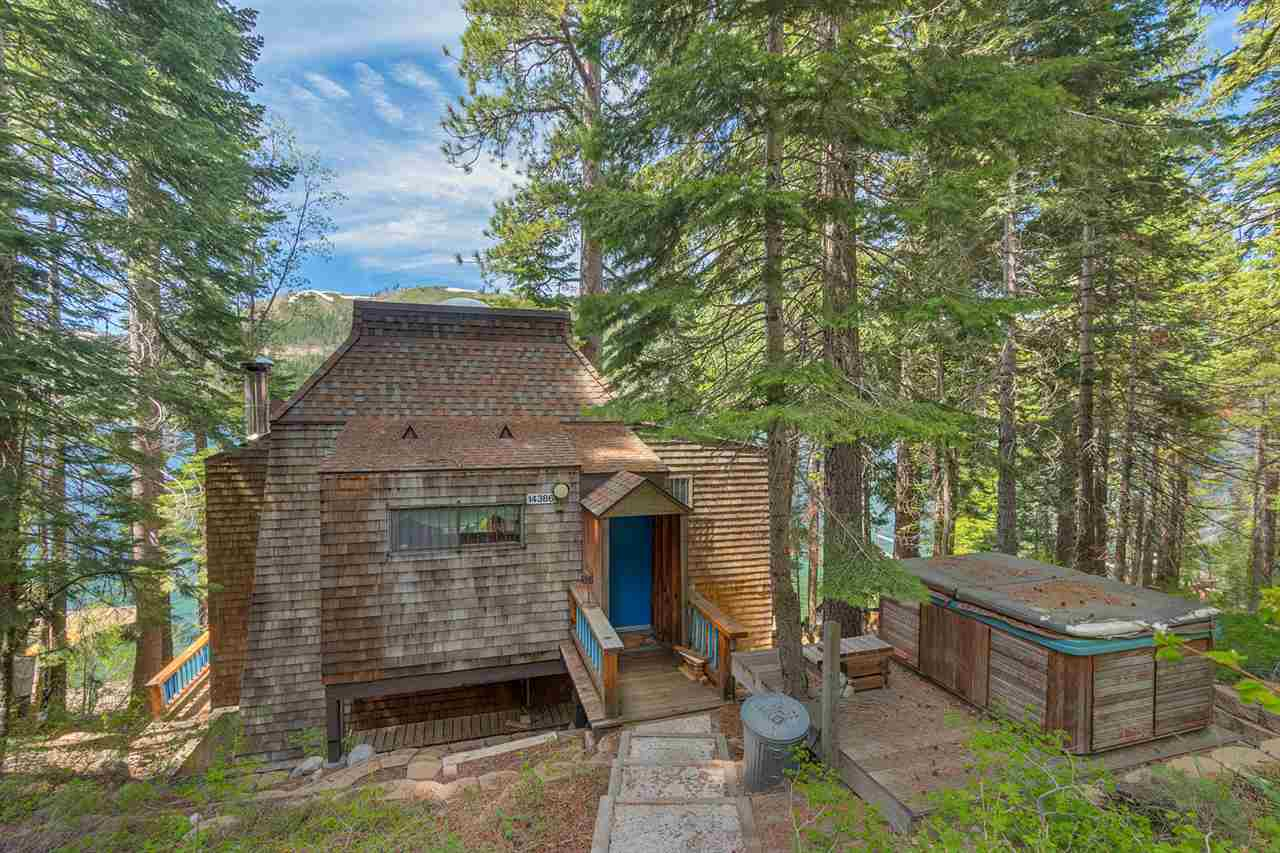 Single Family Homes por un Venta en 14386 South Shore Drive Truckee, California 96161 Estados Unidos