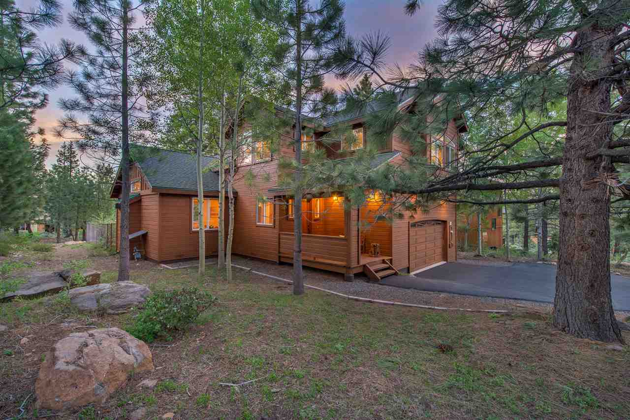 Single Family Homes for Active at 13105 Solvang Way Truckee, California 96161 United States