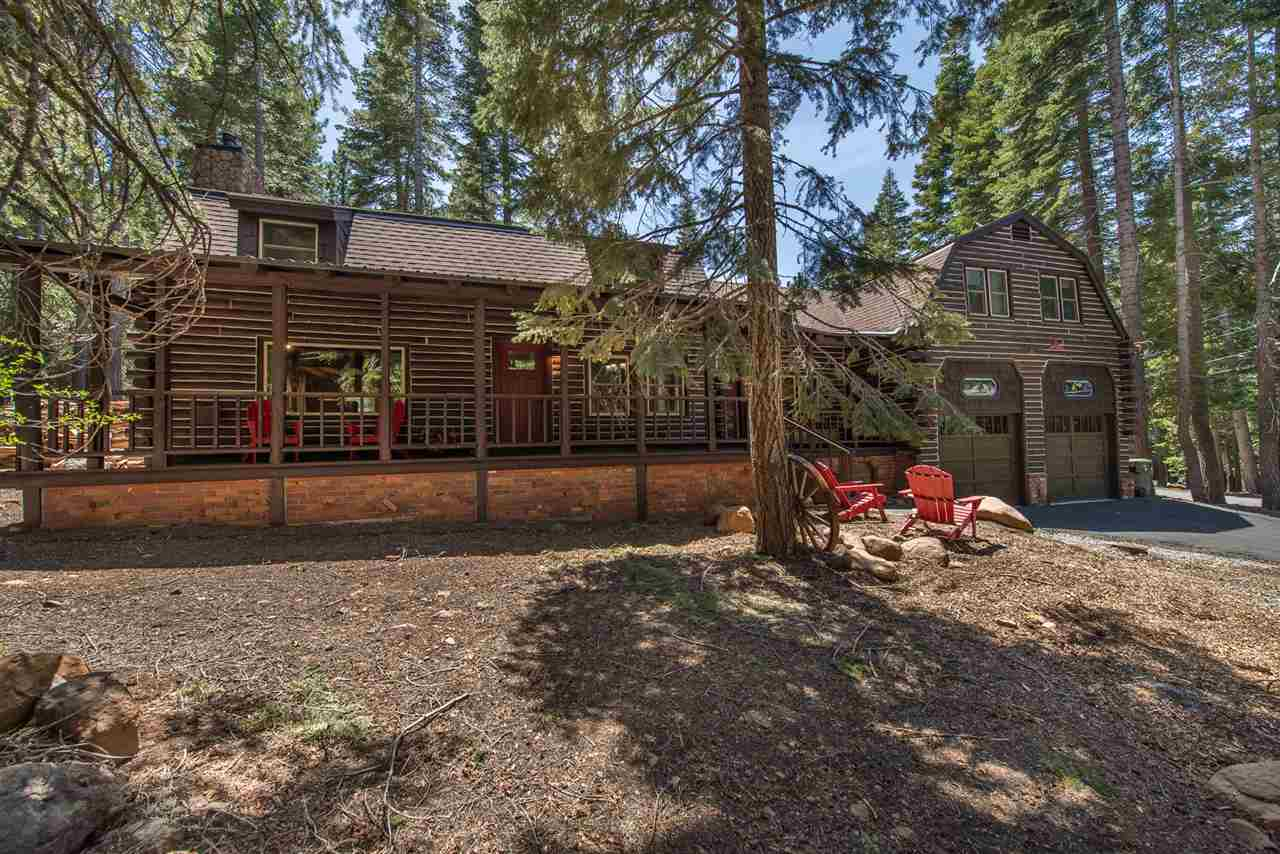 Single Family Home for Active at 14033 Copenhagen Drive Truckee, California 96161 United States
