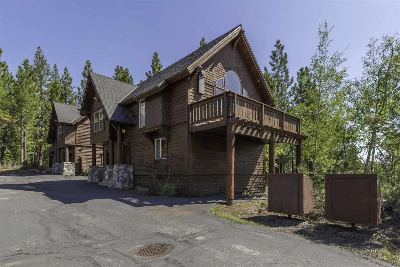 single family homes for Active at 16696 Skislope Way Truckee, California 96161 United States