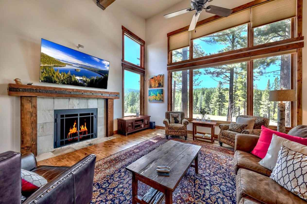 Single Family Homes for Active at 11270 Henness Road Truckee, California 96161 United States