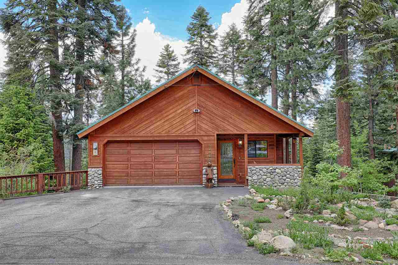 Single Family Homes for Active at 12440 Muhlebach Way Truckee, California 96161 United States