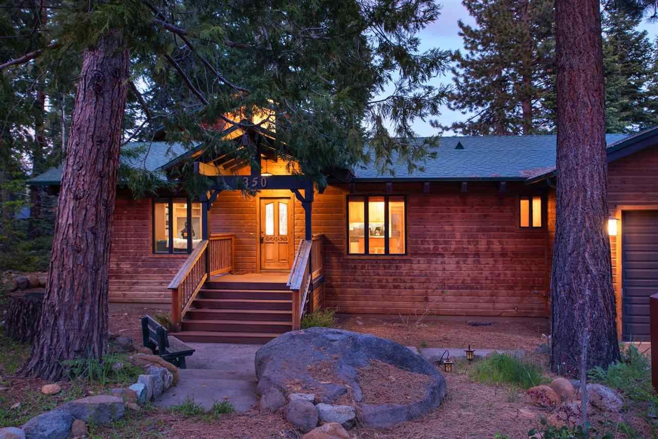 single family homes for Active at 350 Rim Drive Tahoe Vista, California 96148 United States